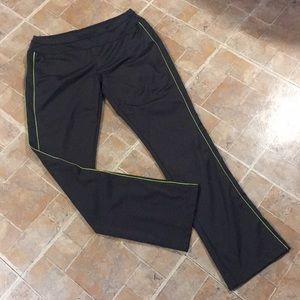 Tangerine athletic pants size women's small
